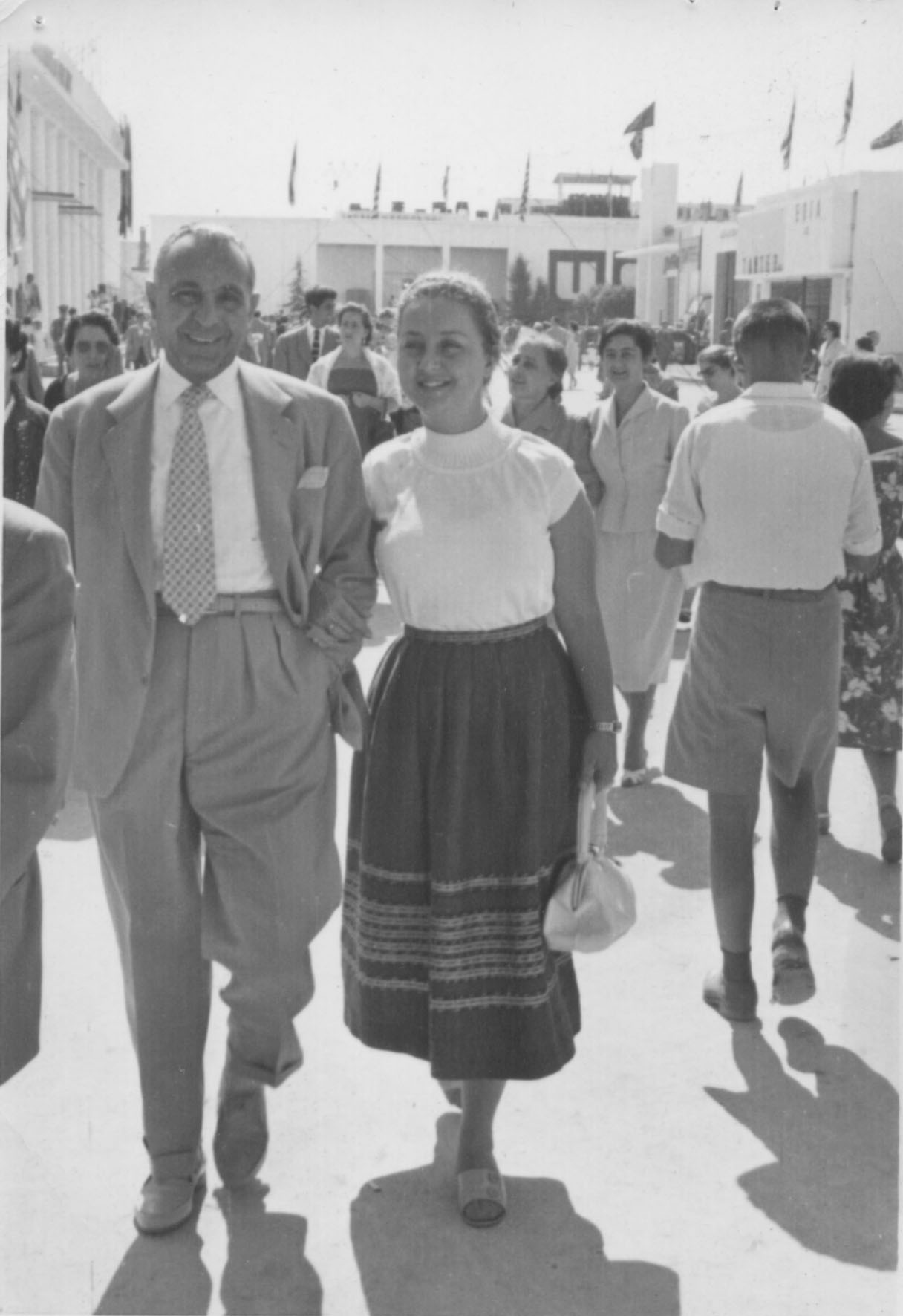 Νέστορας και Αλίκη Τέλλογλου
